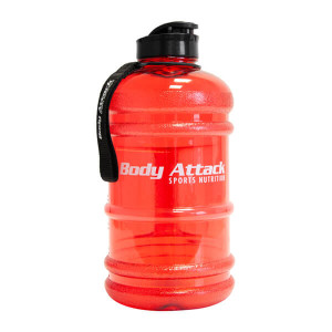 Premium Water Bottle xxl 2.2 Liters For GYM and Workout Body Attack