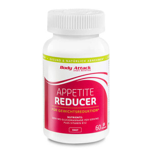 Appetite Reducer 60 Capsules Body Attack