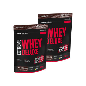 Extreme Whey Deluxe 0.9kg