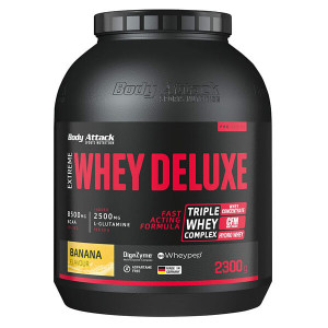 Extreme Whey Deluxe 2.3kg