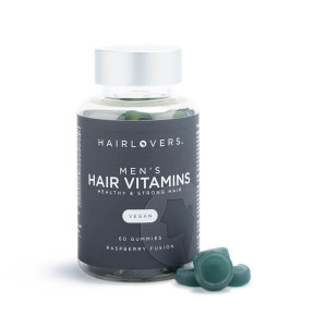 Men's Hair Vitamins Healthy And Strong Hair (Vegan)